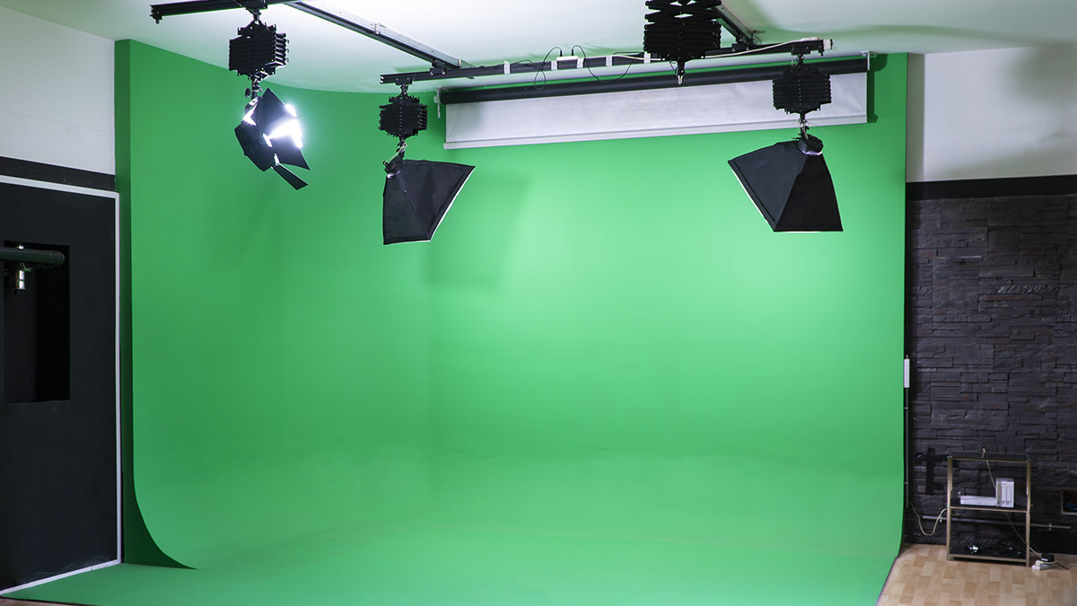 set chroma key